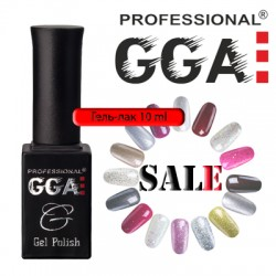 GGA prof Gel Polish Sale