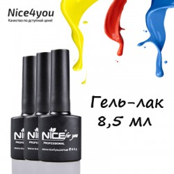 Nice Gel Polish 8_5 ml