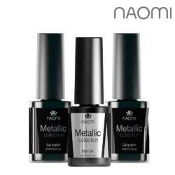 Naomi Metallic Collection