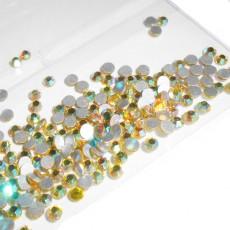 """Камни для ногтей """"CITRINE Yellow"""""""