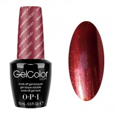 GelColor by O•P•I Romeo & Juliet