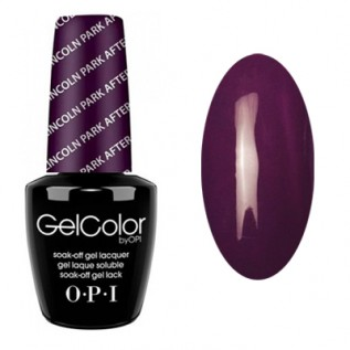 GelColor by O•P•I Lincoln Park After Dark