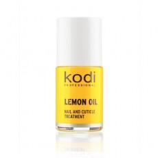 """Масло для кутикулы Kodi """"Лимон"""" 15ml"""