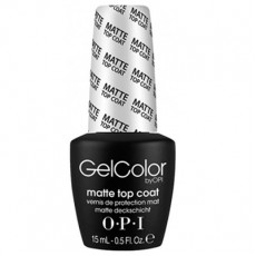 GelColor by O•P•I Matte Top Coat Original