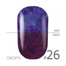 Naomi Gel Polish Collection THERMO 6ml 26
