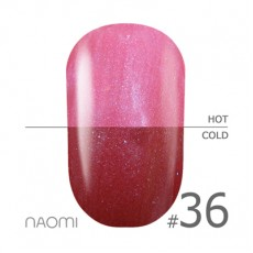 Naomi Gel Polish Collection THERMO 6ml 36