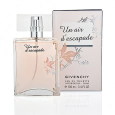 Givenchy Un Air D Escapade edt 100 ml