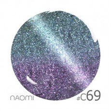 Naomi Cat Eyes-Сhameleon 6ml С69