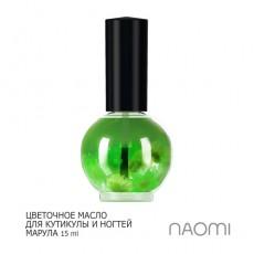 Naomi масло для кутикулы МАРУЛА 15ml