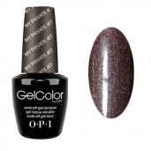 GelColor by O•P•I My Private jET