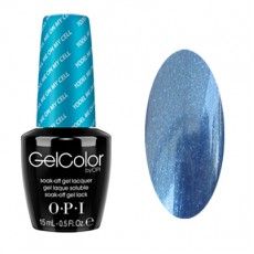 GelColor by O•P•I Youdel Me On My Cell