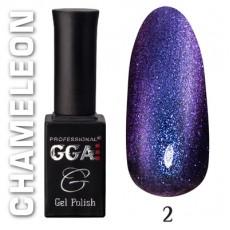 """GGA prof Gel Polish """"Chameleon"""" 02"""