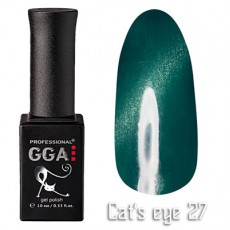 """GGA prof Gel Polish """"Cats Eye"""" №27"""