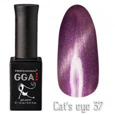 """GGA prof Gel Polish """"Cats Eye"""" №37"""