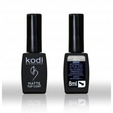 "Kodi Matte Top Coat ""Velour"" 8 ml"