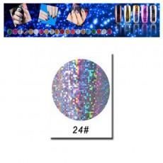 Фольга для дизайна ногтей F24