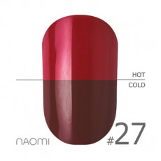 Naomi Gel Polish Collection THERMO 6ml 27