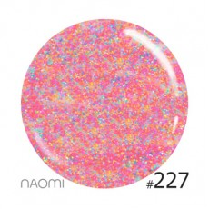 Naomi Gel Polish Lets Go Party 6ml 227
