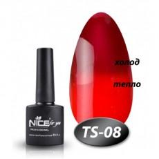 Nice Гель-лак Termo TS-08