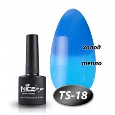 Nice Гель-лак Termo TS-18