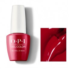 GelColor by O•P•I Thrill Of Brazil ProHealth