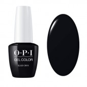 GelColor by O•P•I Black Onyx ProHealth