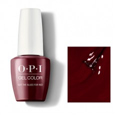 GelColor by O•P•I Got The Blues For Red ProHealth