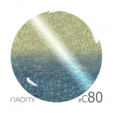 Naomi Cat Eyes-Сhameleon 6ml С80