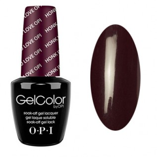 GelColor by O•P•I Honk If You Love OPI
