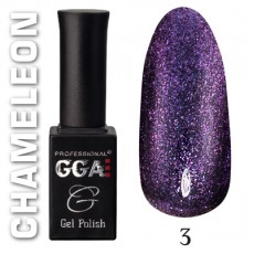 """GGA prof Gel Polish """"Chameleon"""" 03"""