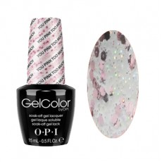 GelColor by O•P•I You Pink Too Much Original