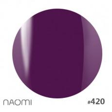 Naomi Лак для ногтей 12ml 420