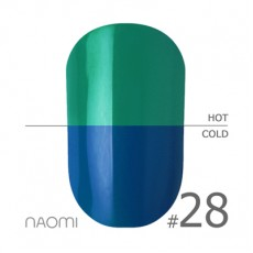 Naomi Gel Polish Collection THERMO 6ml 28