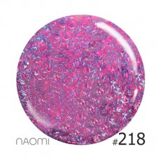 Naomi Gel Polish Lets Go Party 6ml 218