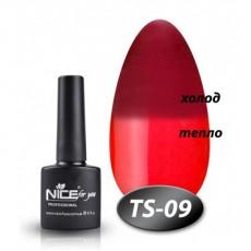 Nice Гель-лак Termo TS-09