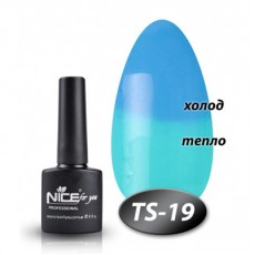 Nice Гель-лак Termo TS-19