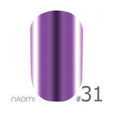 Naomi Metallic Collection 6ml M31