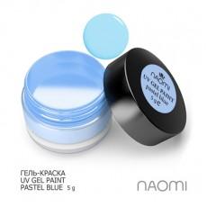 Naomi UV Gel Paint Pastel Blue 5g
