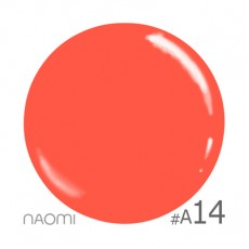 Naomi Gel Polish Aquaurelle 6ml A14