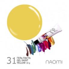 Naomi Гель-паста Yellow 31