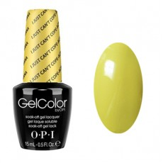 "GelColor by O•P•I I Just Can""t Cope-Acabana"