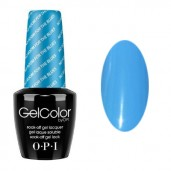 GelColor by O•P•I No Room for The Blues