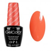 """GelColor by O•P•I Can""""t AfJord Not To"""