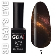 "GGA prof Gel Polish ""3D Cats Eye"" 05"