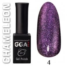 """GGA prof Gel Polish """"Chameleon"""" 04"""