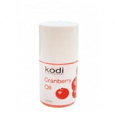"""Масло для кутикулы Kodi """"Клюква"""" 15ml"""