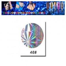 Фольга для дизайна ногтей F46