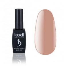 "Kodi Natural Rubber Base ""DARK BEIGE"" 12ml"