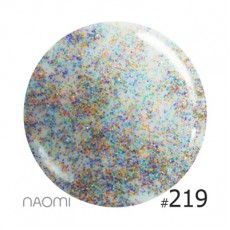 Naomi Gel Polish Lets Go Party 6ml 219