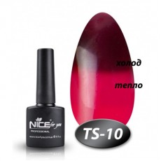 Nice Гель-лак Termo TS-10